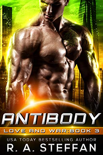 Antibody: Love and War, Book 3 (English Edition)