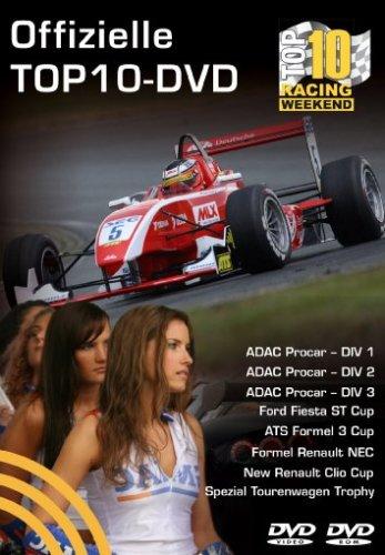 DVD Rennserie TOP 10 RACING WEEKEND / ADAC Procar / Formel 3/ Tourenwagen ATS Formel 3 Cup / Renault NEC
