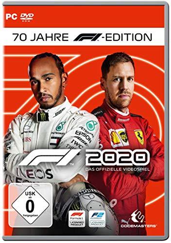 F1 2020 70 Jahre F1 Edition (PC) (64-Bit)