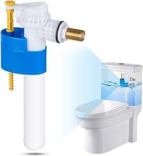 Rovtop Robinet Flotteur Soupape de Remplissage Soupape à Flotteur pour Plastique et de Réservoir en Céramique,Filtre à eau...