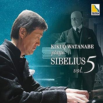 Kikuo Watanabe Plays Sibelius Vol. 5