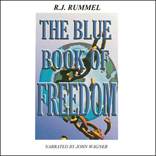 The Blue Book of Freedom  audiobook cover art