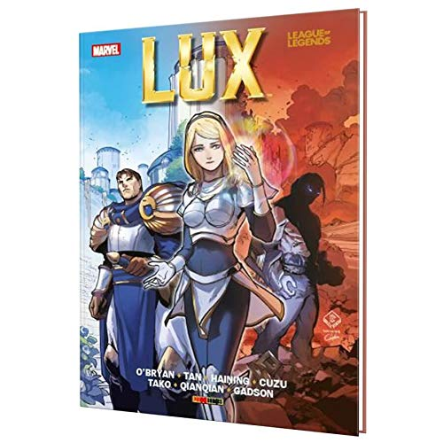 League Of Legend: Lux (capa Principal)