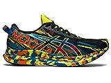 ASICS Men's Noosa Tri 13 Running Shoes, 9.5M, Black/Sour Yuzu