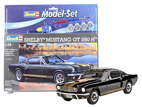 Revell- Shelby Mustang GT 350 Maqueta Modelo Set (67242