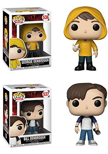 Funko POP! It: Georgie Denbrough + Bill Denbrough