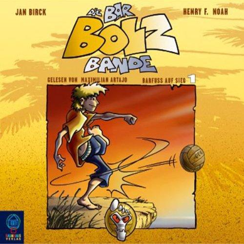 Barfuß auf Sieg audiobook cover art