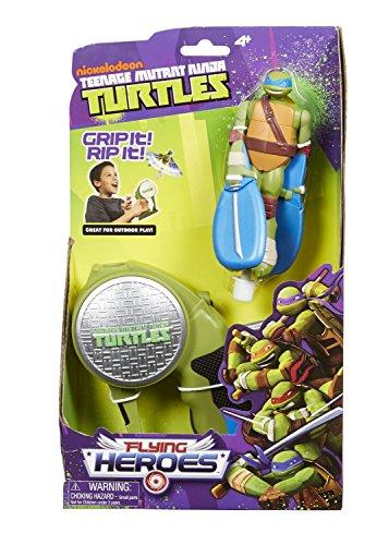 Figurine Teenage Mutant Ninja Turtles Flying Hero Leonardo