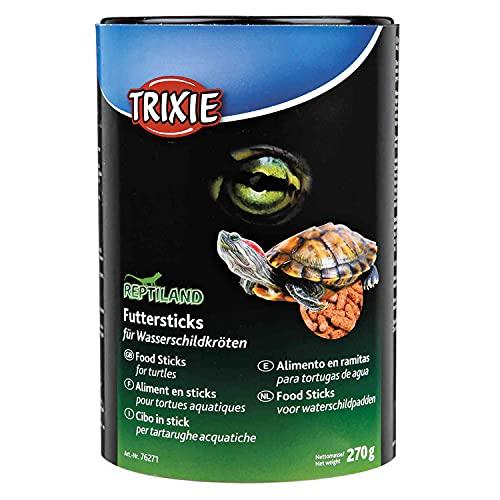 Trixie Bâtons Alimentaires pour Tortues d'eau 270 g
