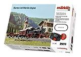 Märklin Era III Freight Train HO (1:87) Modelo de ferrocarril y Tren - Modelos de ferrocarriles y Trenes (HO (1:87), 16.5 mm, Niño/niña, 3 año(s), Negro, Marrón, Gris, Rojo, Metal)