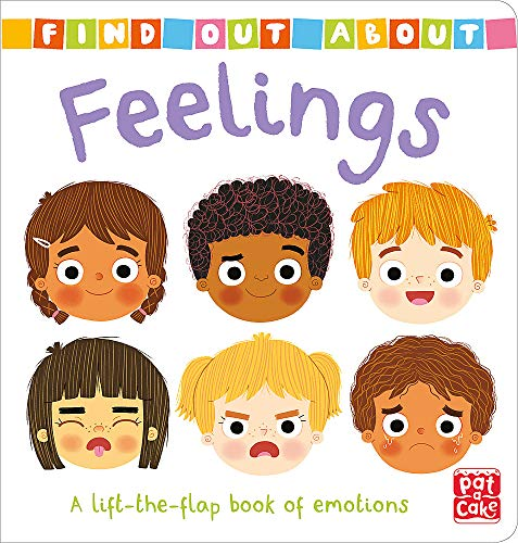 Feelings: A lift-the-flap board book of emotions (Find Out About)