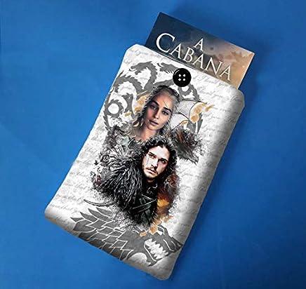 Case de Livro - Game of Thrones