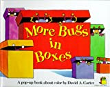 More Bugs in Boxes: A Pop Up Book About Color (Bugs in a Box Books)
