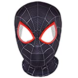 Superhero Mask Kids Adult Halloween Mask Cosplay Costume Masks (Adult Mask, CC) …