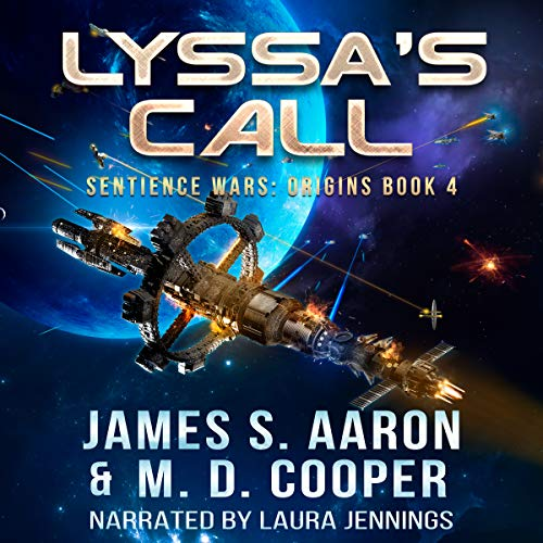 Lyssa's Call audiobook cover art