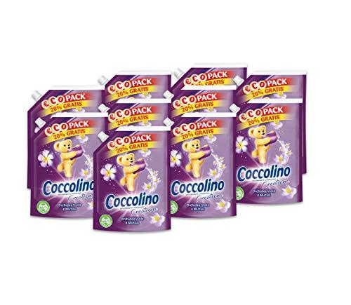 Coccolino Creations Pouch Orchidea Viola & Mirtilli confezione risparmio 7litri 280 lavaggi
