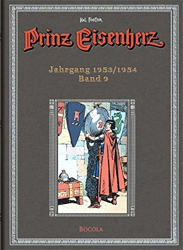 Prinz Eisenherz, Bd. 9: Jahrgang 1953 /1954