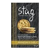 Stag Crackers de Agua con Parmesano y Ajo 150 gr