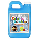 Lulu Home Bubble Concentrated Solution, 1 L/ 33.8 OZ Bubble Refill...
