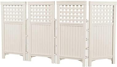 garden partition fence