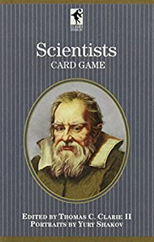 U S Games Systems Scientists Card Game