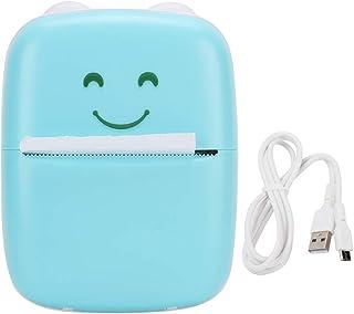 ミニポケットプリンター、Bluetooth写真印刷ワイヤレスBluetooth紙サーマルプリンター学生運動プリンター