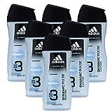 adidas Dynamic Pulse 3in1 Duschgel für Herren mit revitalisierender Wirkung für Körper, Gesicht...