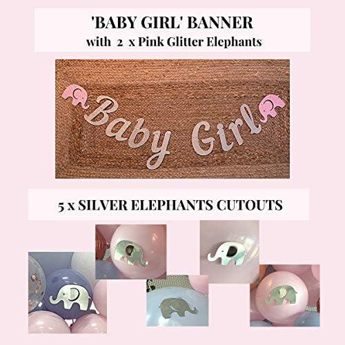 Decoracion para baby shower nina _image0