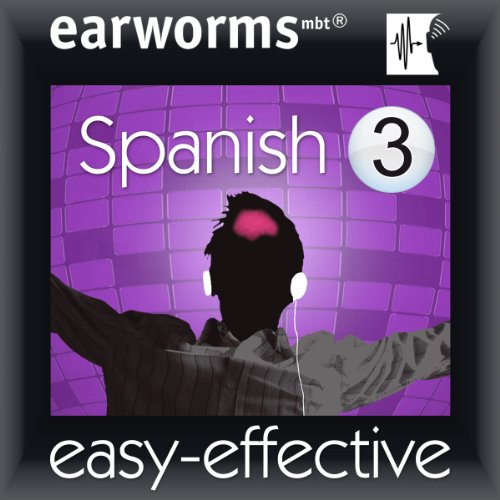 Rapid Spanish: Volume 3 Audiobook By Earworms Learning cover art