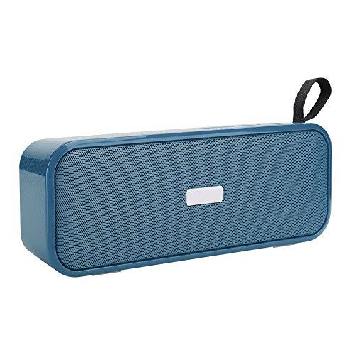 Exquisite Bluetooth Draussen Party Lautsprecher, RGB Geführt Rhythmus Blinken Modus V5.0. EDR. 1200. mАh Hallo-Fische Lautsprecher Abs Hülse Pro Zelle Telefone, Tablets, Laptops, Desktop Rechner