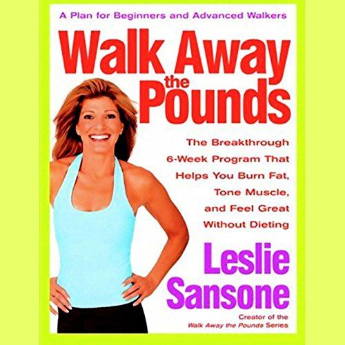 Walk Away the Pounds audiobook cover art