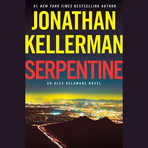 Serpentine Audiobook By Jonathan Kellerman cover art