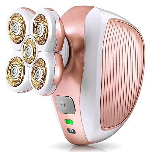 [2020 Latest Version]Women Painless Hair Remover,hypoallergenic Electric Shaver Hair Removals Epilator,Good Finishing and Well Touch for Leg Face Lips Body Underarms Armpit-As Seen On TV