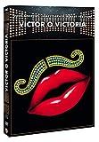 Victor Victoria (VICTOR O VICTORIA, Importé d'Espagne, langues sur les détails)