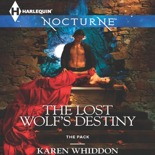 The Lost Wolf's Destiny audiobook cover art