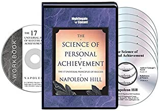 The Science of Personal Achievement - 6 CDs, PDF Workbook