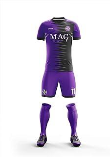 Amazon.com: Men's Soccer Jerseys - Purple / Jerseys / Men: Sports ...
