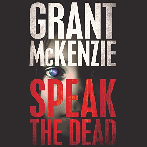 Speak the Dead audiobook cover art