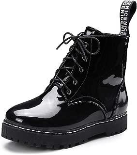 BalaMasa Womens ABS14002 Pu Boots