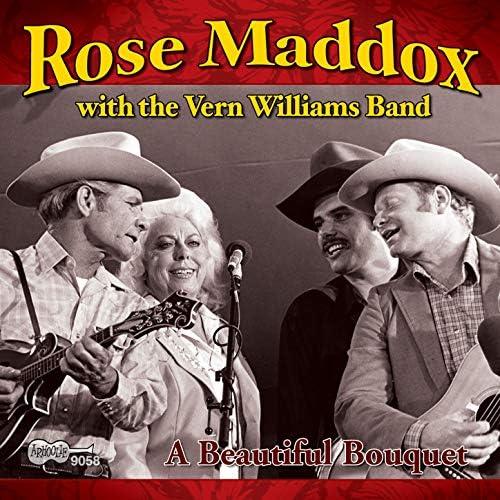 Rose Maddox & The Vern Williams Band