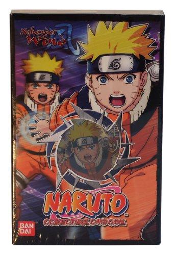 BANDAI Naruto Shippuden Serie 1 - Nahender Wind - Starter Deck