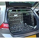 PET WORLD Volkswagen Golf MK7 2013 +Dog Puppy Pet sloped Car travel training carrier crate, cage,