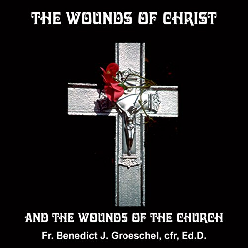 The Wounds of Christ  By  cover art