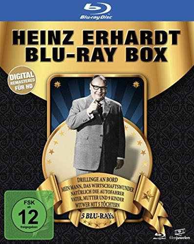 Heinz Erhardt Box (5 Blu-rays)