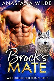 Brock's Mate (Wild Blood Shifters Book 7)