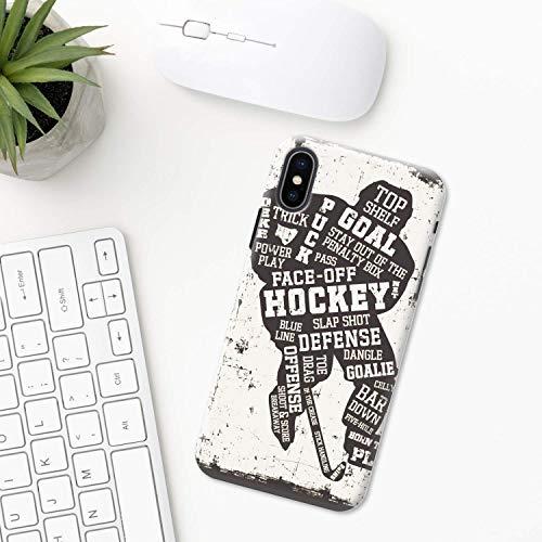 Eishockey iPhone Hülle XR 11 X XS MAX Pro 8 7 Plus 6 6s 5 5s SE 2020 10 Plastik Silikon Apple iPhone phone case sport Eishockey Spiel team leadue