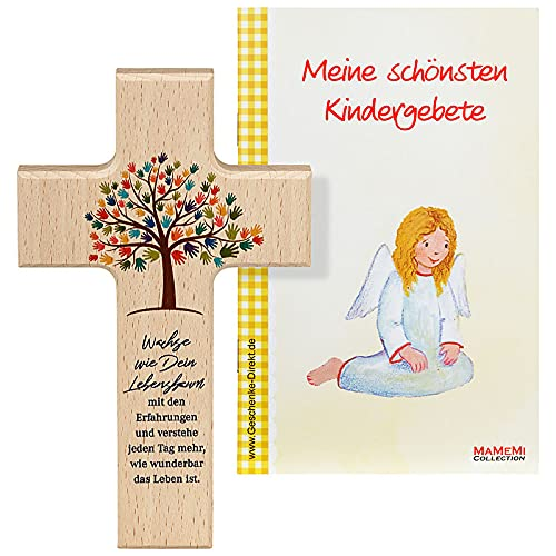MaMeMi -   Kinder- Holzkreuz: