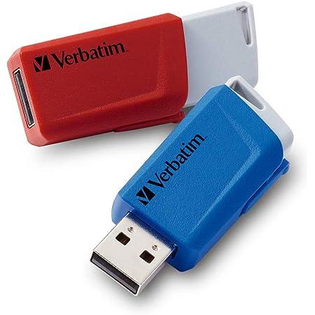 Verbatim Store N Click Usb Stick 2x I Usb 3 2 Gen 1 I Elektronik