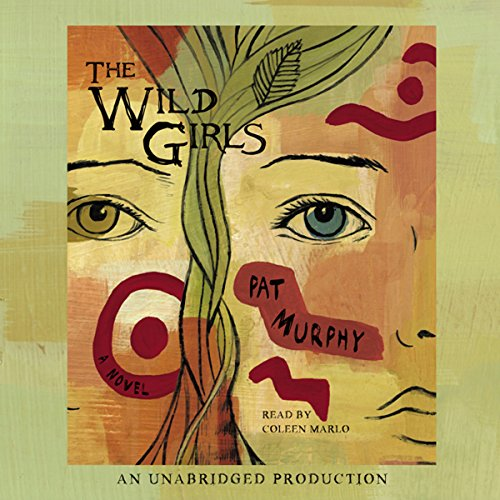 The Wild Girls audiobook cover art