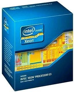 Intel Xeon E3-1220V6 3GHz 8MB Smart Cache Caja - Procesador (Intel Xeon E3 v6, 3 GHz, LGA 1151 (Socket H4), Servidor/estación de Trabajo, 14 NM, E3-1220 v6)